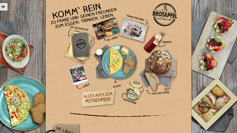Brotapfel GmbH