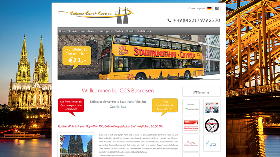 CCS Busreisen GmbH