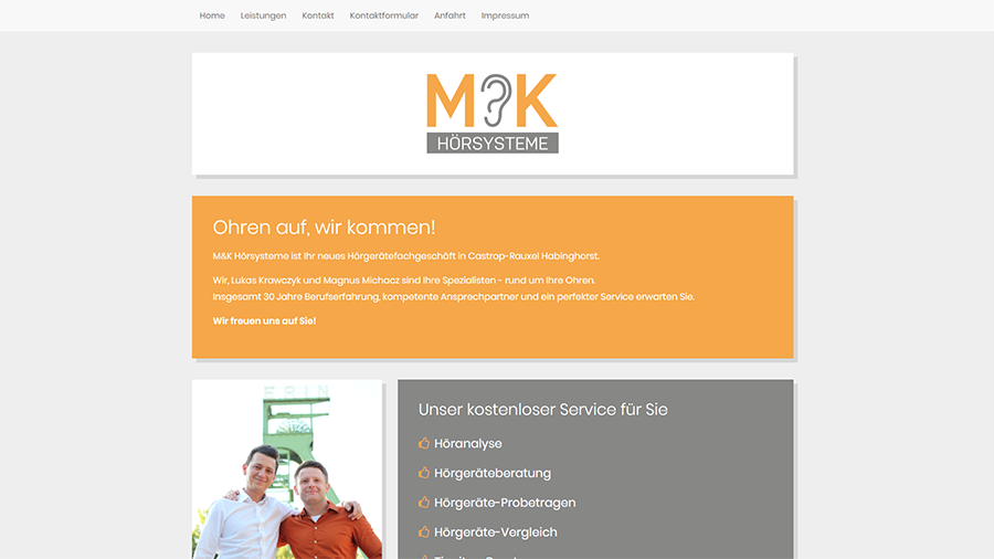 M&K Hörsysteme GbR
