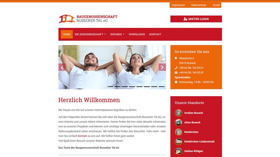 Baugenossenschaft Busecker Tal eG