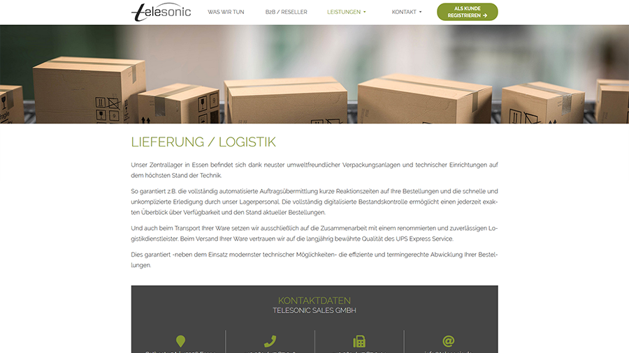 Telesonic Sales GmbH