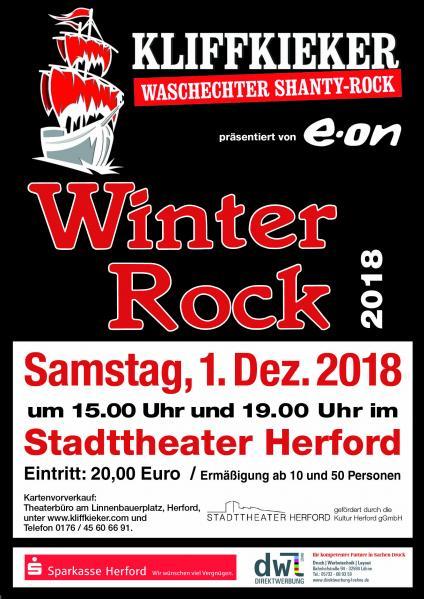 Winter Rock  2018