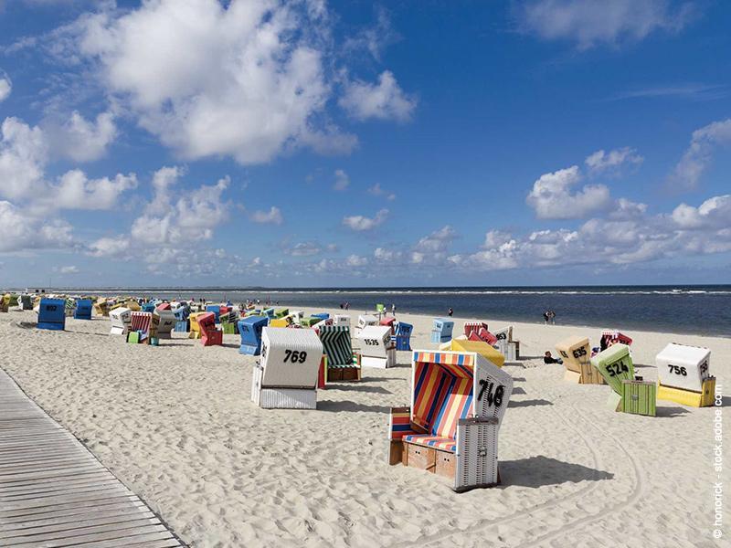 """Luxustage auf Norderney - """"Herbstträume"""""""