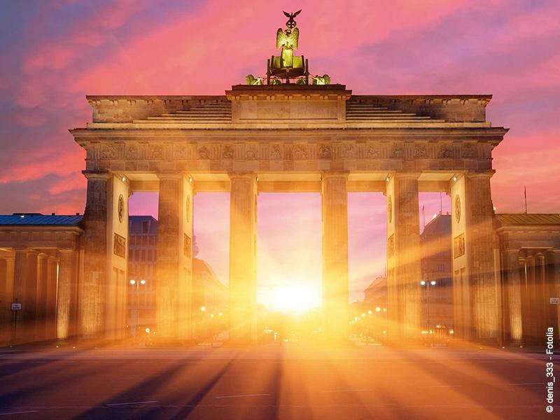 Berlin und die Potsdamer Schlössernacht / Berlin und Wannsee in Flammen