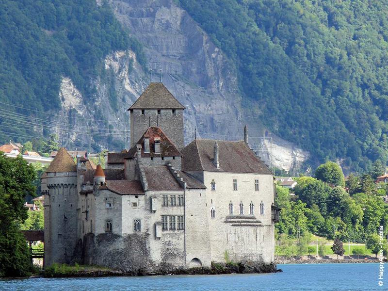 Höhepunkte Genfer See und Mont Blanc