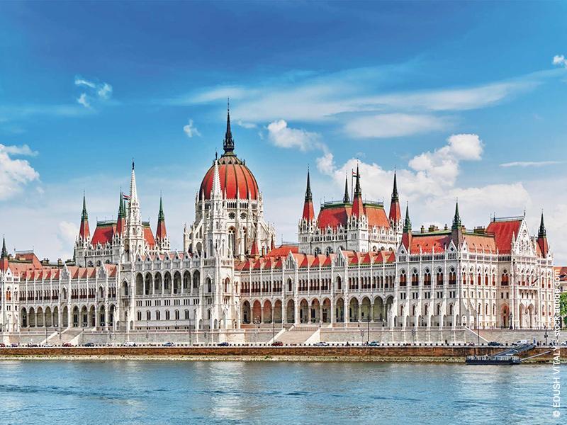Donaukreuzfahrt mit der Amethyst ****+
