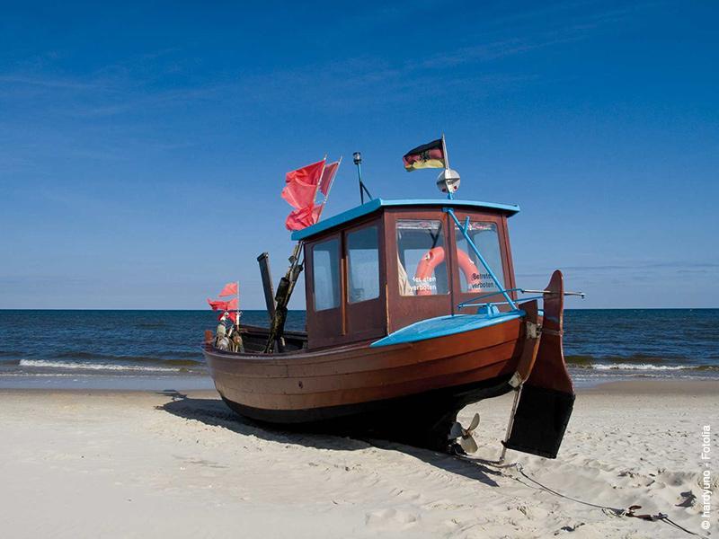 Swinemünde - Insel Usedom - Hotel Resort Hamilton