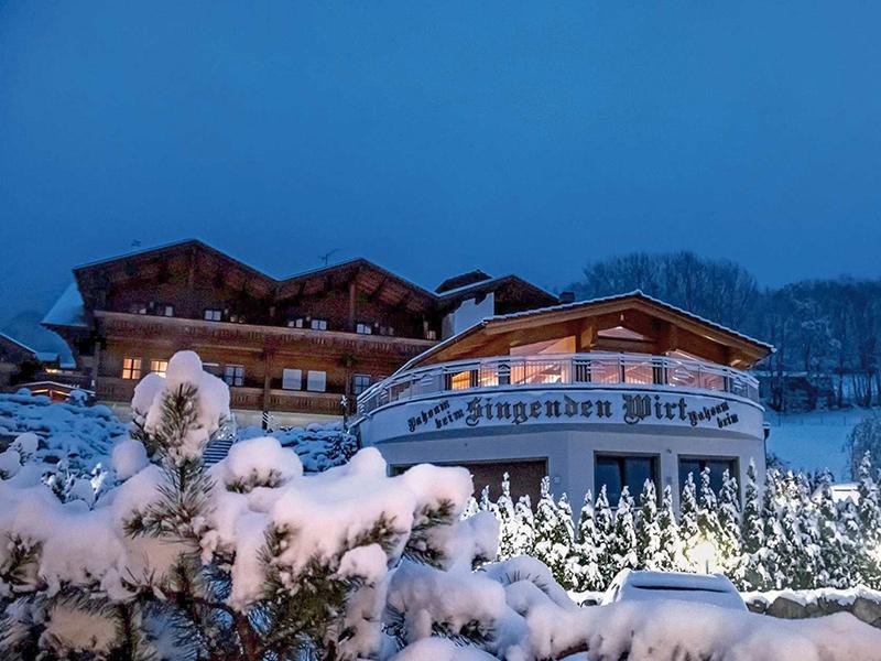 Weihnachten und Silvester in Elisabethszell