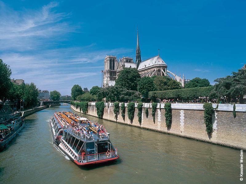 Paris für junge und jung gebliebene Gäste