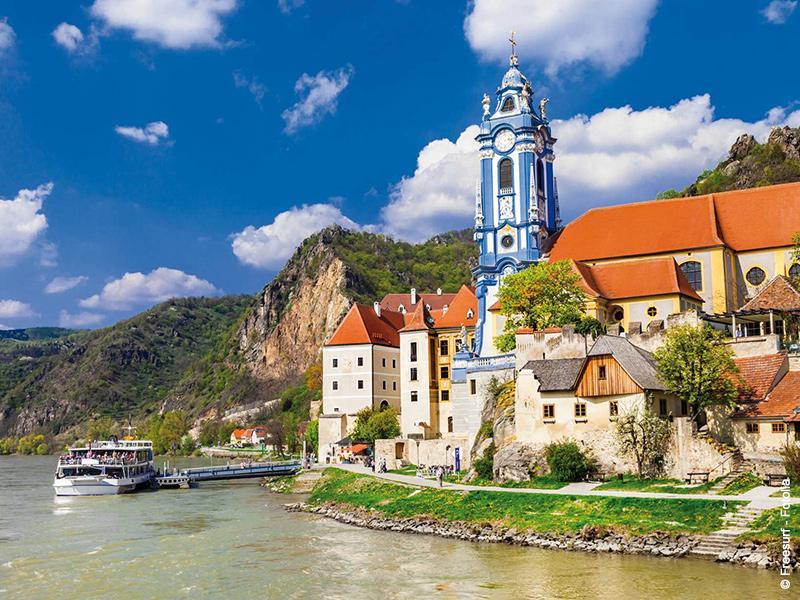 Adventskreuzfahrt auf der Donau