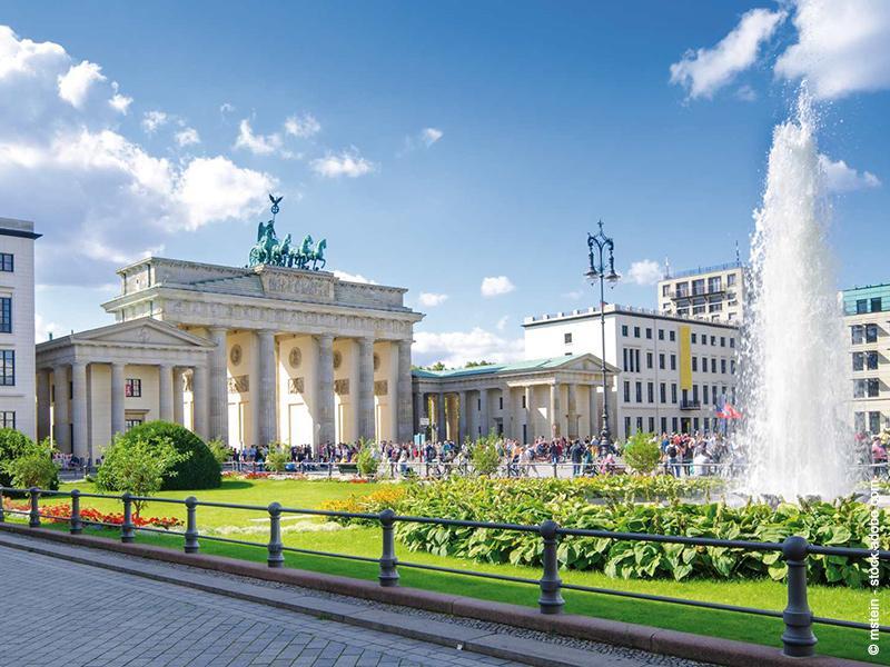 Saisonabschlussfahrt Berlin