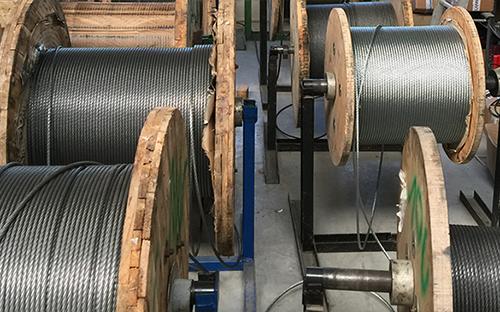 Forst-Superflex Seile Verdichtet