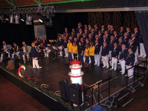 Chor, Combo und Dortmunder Sea-Kids im Dietrich-Keuning-Haus (Dezember 2012)