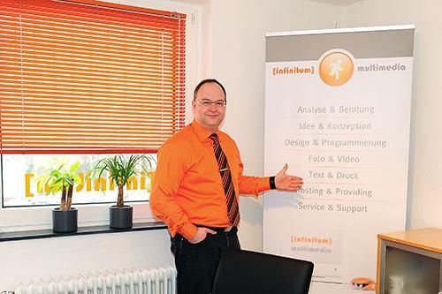Werner Koch (Inhaber von infinitum multimedia)