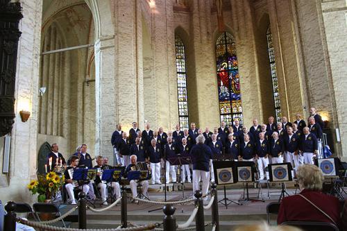 Konzert in der St. Petrikirche in Wolgast