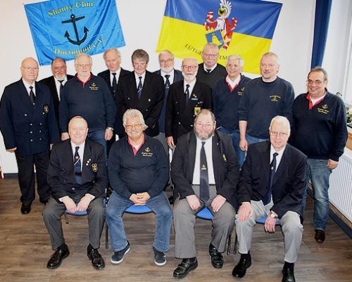 Die Teilnehmer der Chorleitertagung 2015