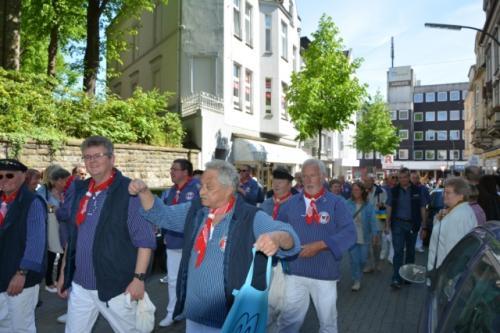 """Voll der Gegensatz - siehe Pic aus """"Dorffest 2014"""" ;-)"""