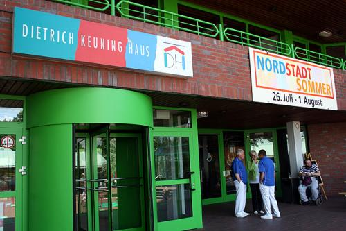 Nordstadtsommer im Dietrich-Keuning-Haus, Dortmund