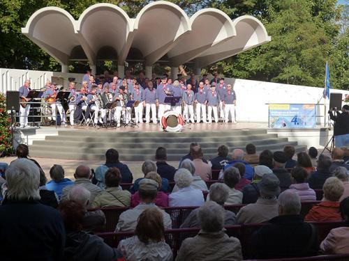 Musikpavillon Karlshagen