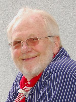 1. Geschäftsführer Dieter Schoss