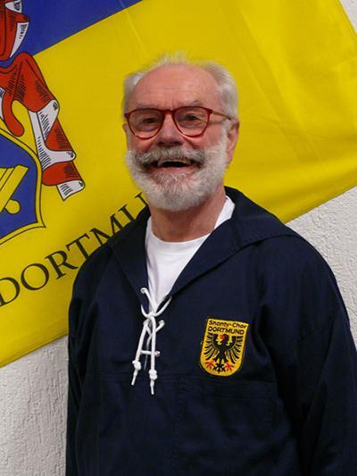 Heino F.H. Sloot 2. Vorsitzender/PR-Manager