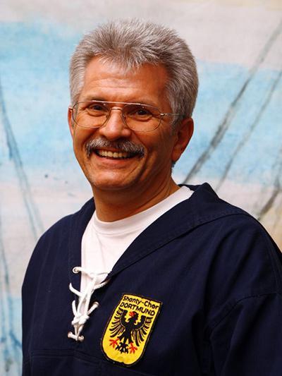 Peter Bercio 1.Schatzmeister/stellv. Chorleiter