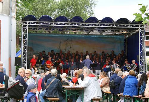 SCD-Sommerfest am Kulturhaus