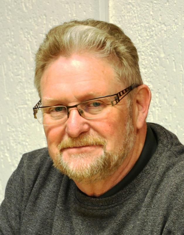 Peter Albertst 2. Vorsitzender/PR-Manager