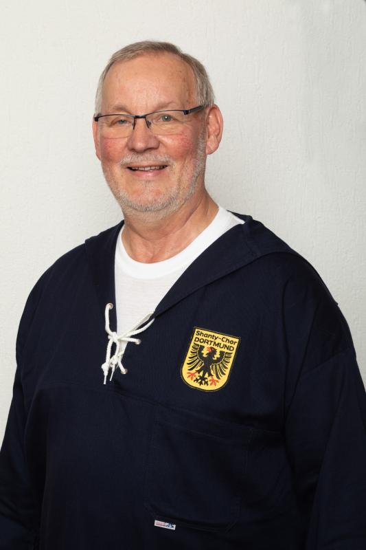 Manfred Rottke 1.Vorsitzender