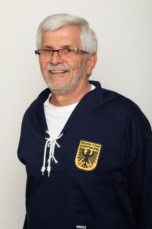 Peter Bercio, stv. Chorleiter