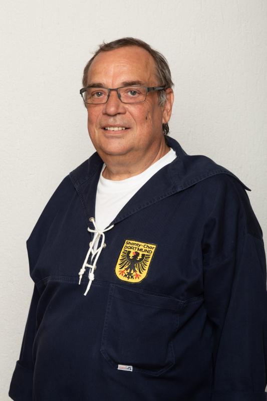 Jörg Szperna, stv. Chorleiter